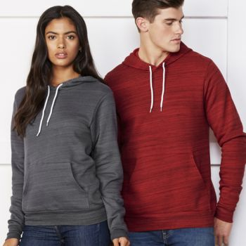 Canvas Unisex Pullover Hoodie Thumbnail
