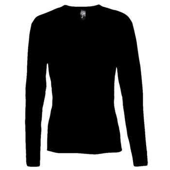 SOL'S Ladies Galaxy Cotton Acrylic V Neck Sweater Thumbnail