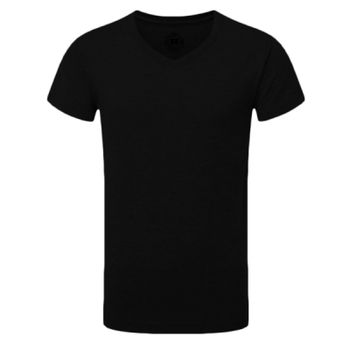 Russell Kids V Neck HD T-Shirt Thumbnail