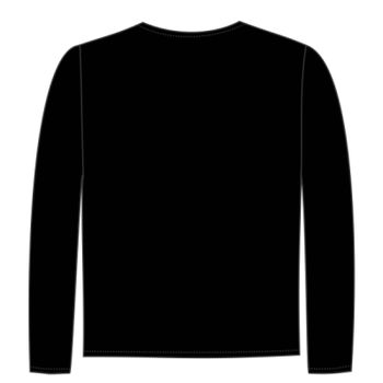 Russell Kids Long Sleeve HD T-Shirt Thumbnail