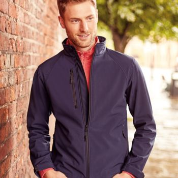 Russell Soft Shell Jacket Thumbnail