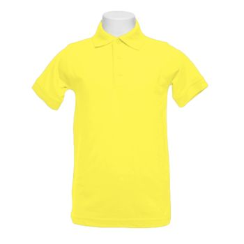 Kustom Kit Kids Klassic Poly/Cotton Piqué Polo Shirt Thumbnail