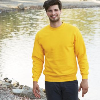 Fruit of the Loom Classic Drop Shoulder Sweatshirt Thumbnail