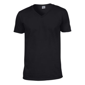Gildan SoftStyle® V Neck T-Shirt Thumbnail