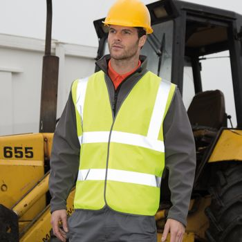 Result Core Hi-Vis Motorway Vest Thumbnail