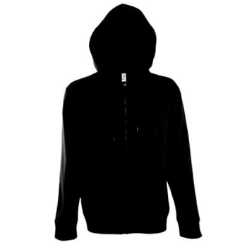 SOL'S Ladies Seven Zip Hooded Sweatshirt Thumbnail