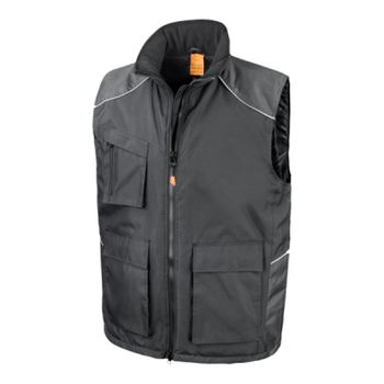 Result Work-Guard Vostex Bodywarmer Thumbnail