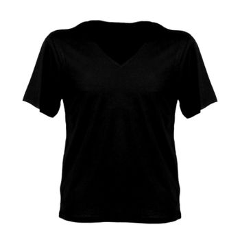 SF Men Wide V Neck T-Shirt Thumbnail