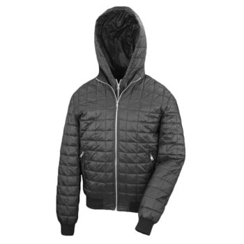 Result Urban Stealth Hooded Jacket Thumbnail
