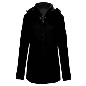 Kariban Ladies Parka Jacket Thumbnail