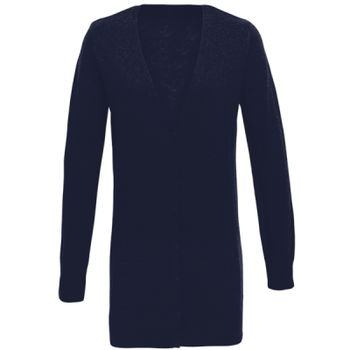 Premier Ladies Long Line V Neck Cardigan Thumbnail