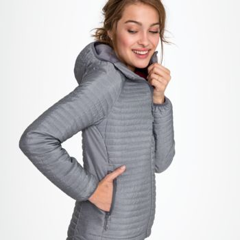 SOL'S Ladies Rocket Lightweight Padded Jacket Thumbnail