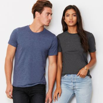 Canvas Unisex Heather CVC T-Shirt Thumbnail