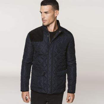 Kariban Quilted Jacket Thumbnail