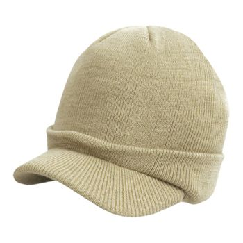 Result Youth Esco Army Knitted Hat Thumbnail