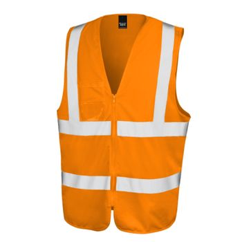Result Core Zip Safety Tabard Thumbnail