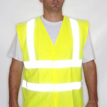 Sleeveless Safety Waist Coat Thumbnail